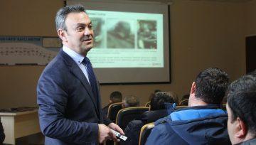 Samulaş'ta Personel Bilgilendirme Toplantıları Yapıldı